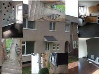 3 bed house in askern for swaps