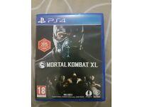 PS4 - Mortal Kombat XL
