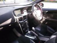 2014 Volvo V40 D2 R DESIGN Nav with Rear View Manual Diesel Hatchback