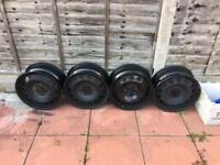 Stainless steel wheels 16inch 5x112