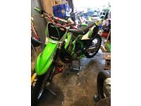 Kx 250 2002 not ktm , cr , yz , sx , exc , sxf , 125 , 350 , 450