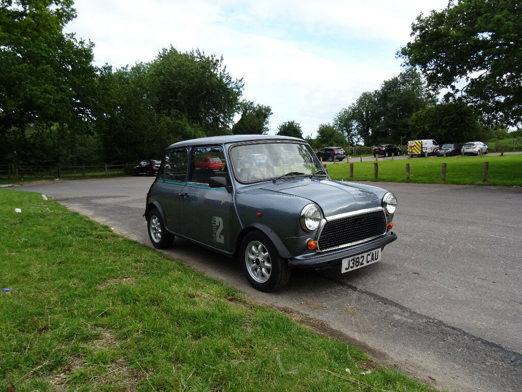 1991 Rover Mini Studio 2 MOT Until End Jun 18! Solid Runner, first to look will buy