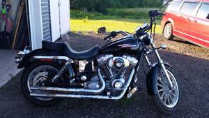 Harley Davidson FXD dyna new price