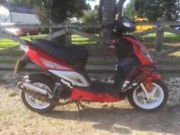 2011 Sym jet 50 moped 12 months mot