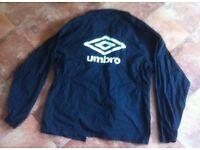 Umbro light sport jacket