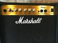 Marshall Amplifier MG Series 15CD