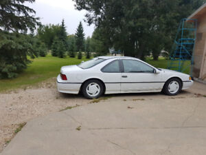1989 Ford Thunderbird Supercoupe Coupe (2 door)