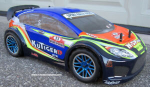 New RC Sports Rally Car Brushless Electric 4WD LIPO RTR 2.4G