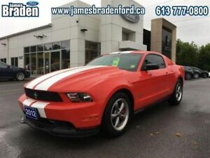 2012 Ford Mustang V6 -  Power Windows