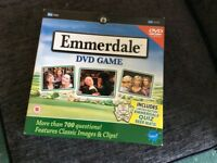 Emmerdale DVD game