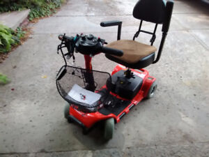 4-wheel mobility scooter EZ6S