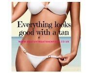 Spray Tanning & Beauty Treatments
