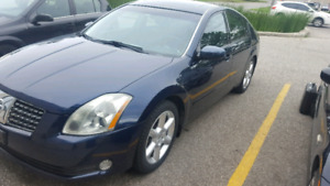 2005 Maxima Cert and E tested