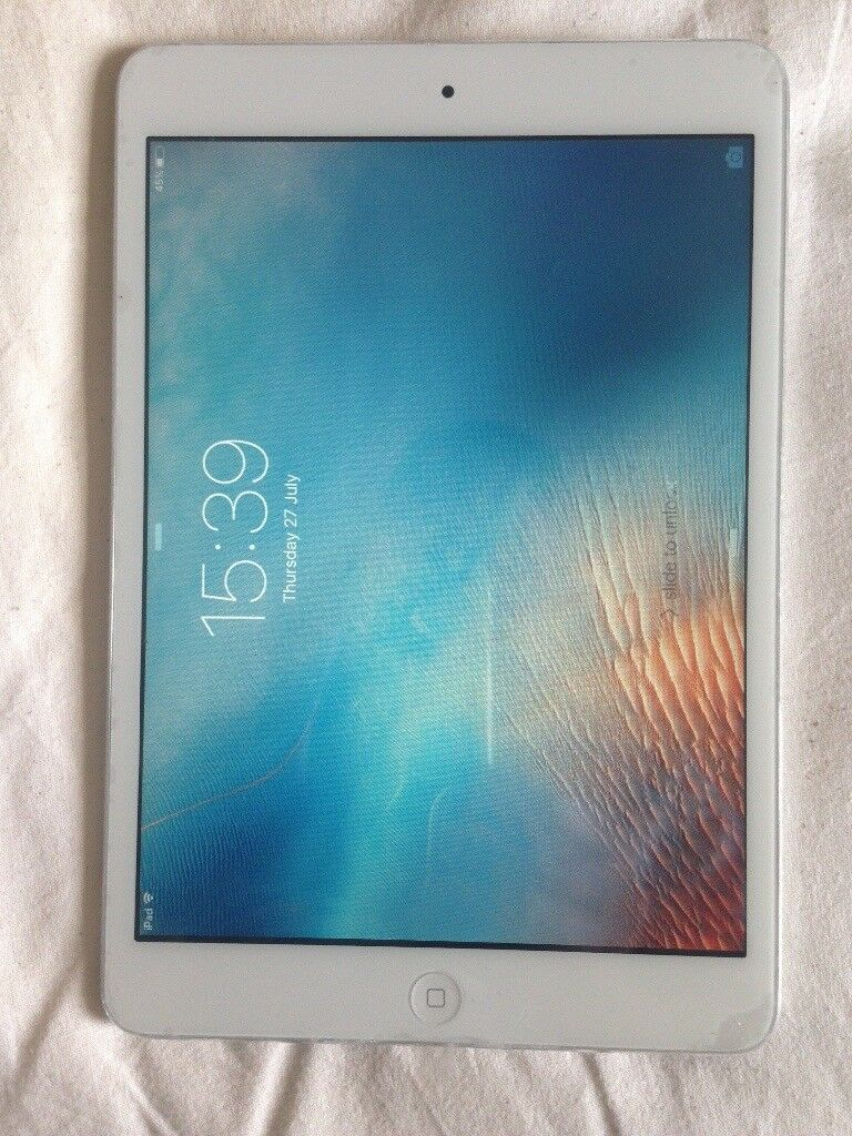 IPad mini 1st generation 16gbin Coventry, West MidlandsGumtree - IPad mini 1st generation 16gb Factory reset for new owner For condition please see the pictures Quick sale price 100