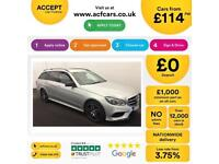 Mercedes-Benz E220 AMG Night FROM £114 PER WEEK!