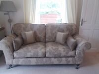 3 Seater Sofa, Accent Chair and Ottomen
