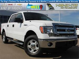 2014 Ford F-150 XLT Local   PST Paid