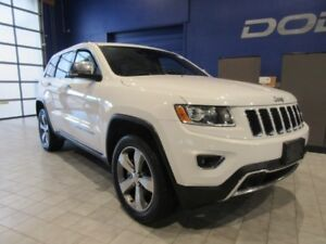 2016 Jeep Grand Cherokee Limited  -  Leather - Low Mileage