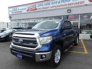 2014 Toyota Tundra SR5,4X4,BACKCAMERA,NO ACCIDENTS,ONTARIO TRUCK