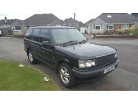 Range Rover P38 2.5 DHSE BLACK - Looks fantastic - Soon to be classic, and becoming rare