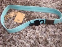 Brand new with tags. Weird Fish Belt. with metal buckle. £7