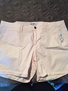 2 pairs of size 16 shorts. NEW