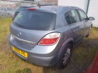 VAUXHALL ASTRA 1.8 AUTOMATIC DESIGN, TOP SPEC, EXCELLENT CONDITION, ANY OLD CAR PX WELCOME