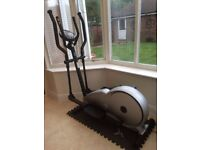 Cross Trainer (used but in very good condition) bought in 2013