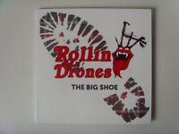 Rollin Drones - The Big Shoe - CD Album