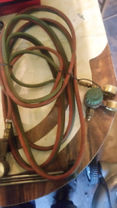 Welding hose and extras
