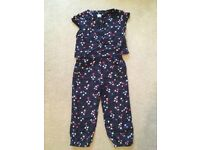 Junior J Girl's Jumpsuit - Size 3/4 years