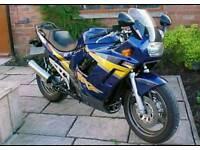 SUZUKI GSX600FV MOTORCYCLE