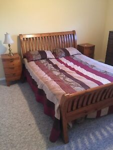 Queen size Bedroom suite for sale
