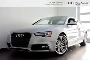 2016 Audi A5 2.0 TFSI PROGRESSIV S LINE ! CERTIFIÉ INCLUS !