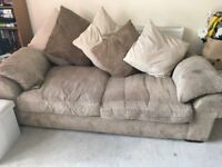 SCS Strand Large 3 Seater Sofa For Sale, 3 years old, Great Condition