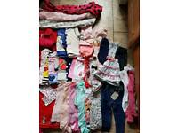 Girls 9-12 month. Large clothes bundle. All in very good condition. Some not worn.