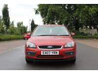 FORD FOCUS 1.6 5dr 2008 DIESEL FULL SERVICE HISTORY