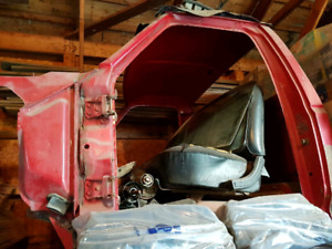 1983 Ford F150 project, Parts, etc