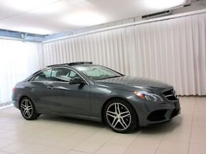2016 Mercedes-Benz E-Class FEAST YOUR EYES ON THIS BEAUTY!! E400