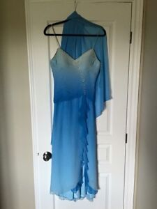 Multiple dresses: prom, semi, wedding guest, etc.