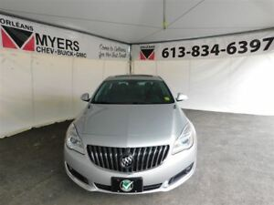 2016 Buick Regal LEATHER AWD NAVIGATION TURBO!!!