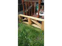 5 homemade garden benches