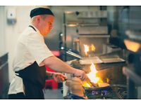 Full Time Line/ Grill Chef - Up to £9.00 (Dependent on experience) - Live Out - Millstream - Hitchin