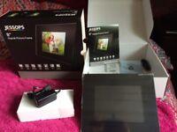 "Jessops 8""; digital photo frame"