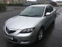59 Mazda 3 1.6 Diesel ANTARAS good wee car