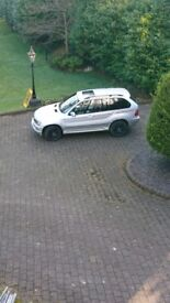BMW x5 3.0 turbo diesel,new turbo, gearbox. Need gone