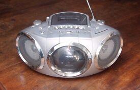 BUSH CD, Tape Player | Portable Radio