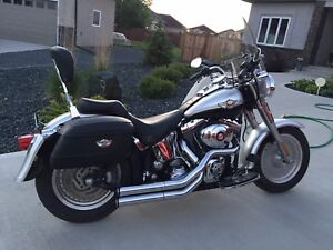 2003 Anniversary Harley Fat Boy
