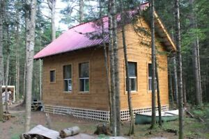 Cabin for sale - Off grid - Recreational retreat