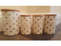NEXT Kitchen storage jars